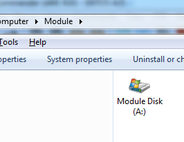 Module Disk (A:)