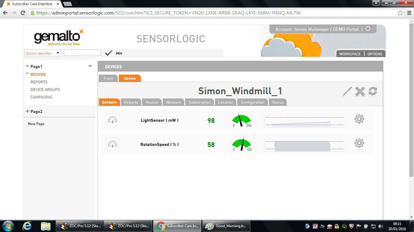 Windmill SL