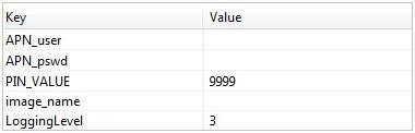 Optional fields in MIDlets JAD file